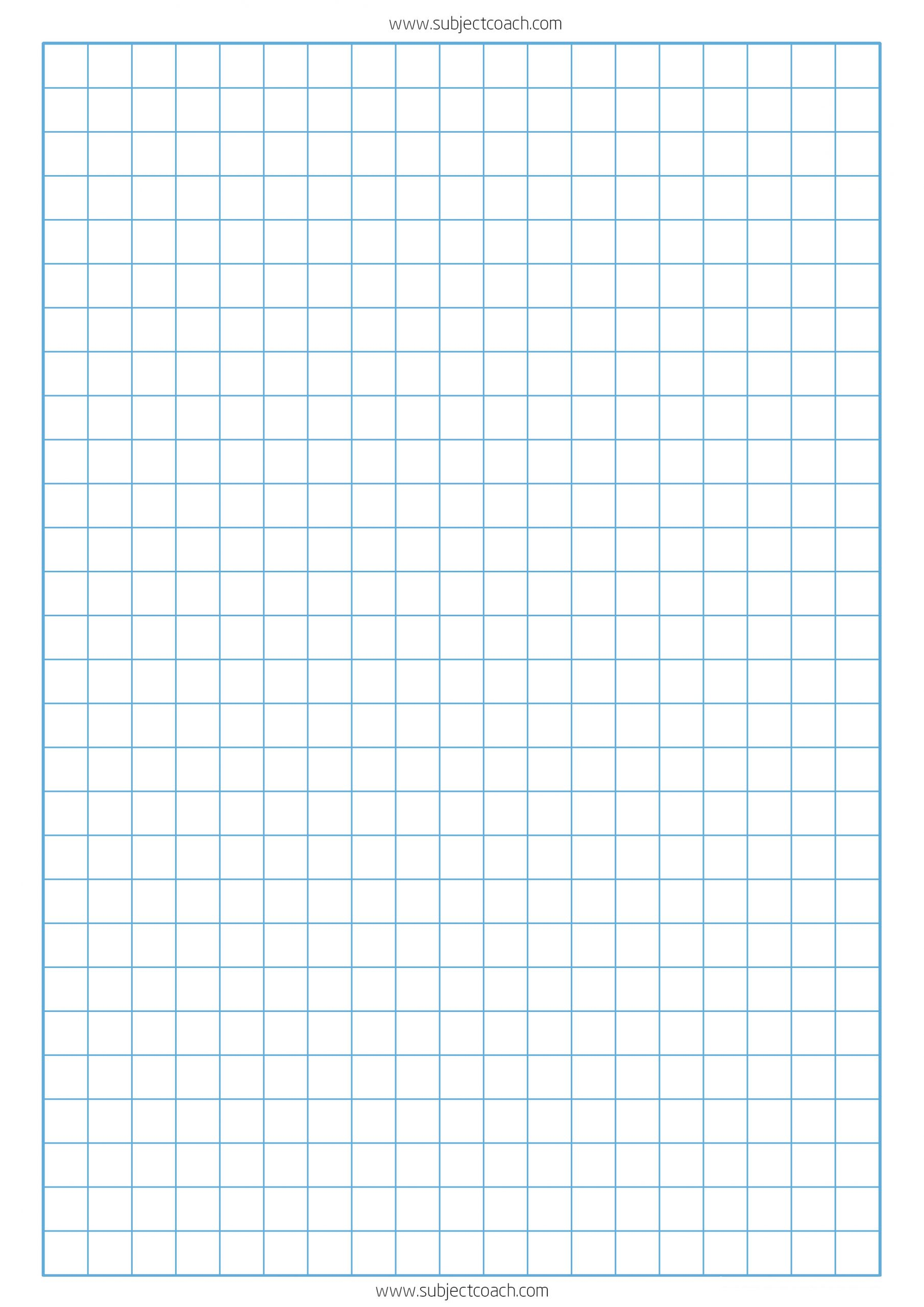A4 Graph Paper Printable - Karati.ald2014