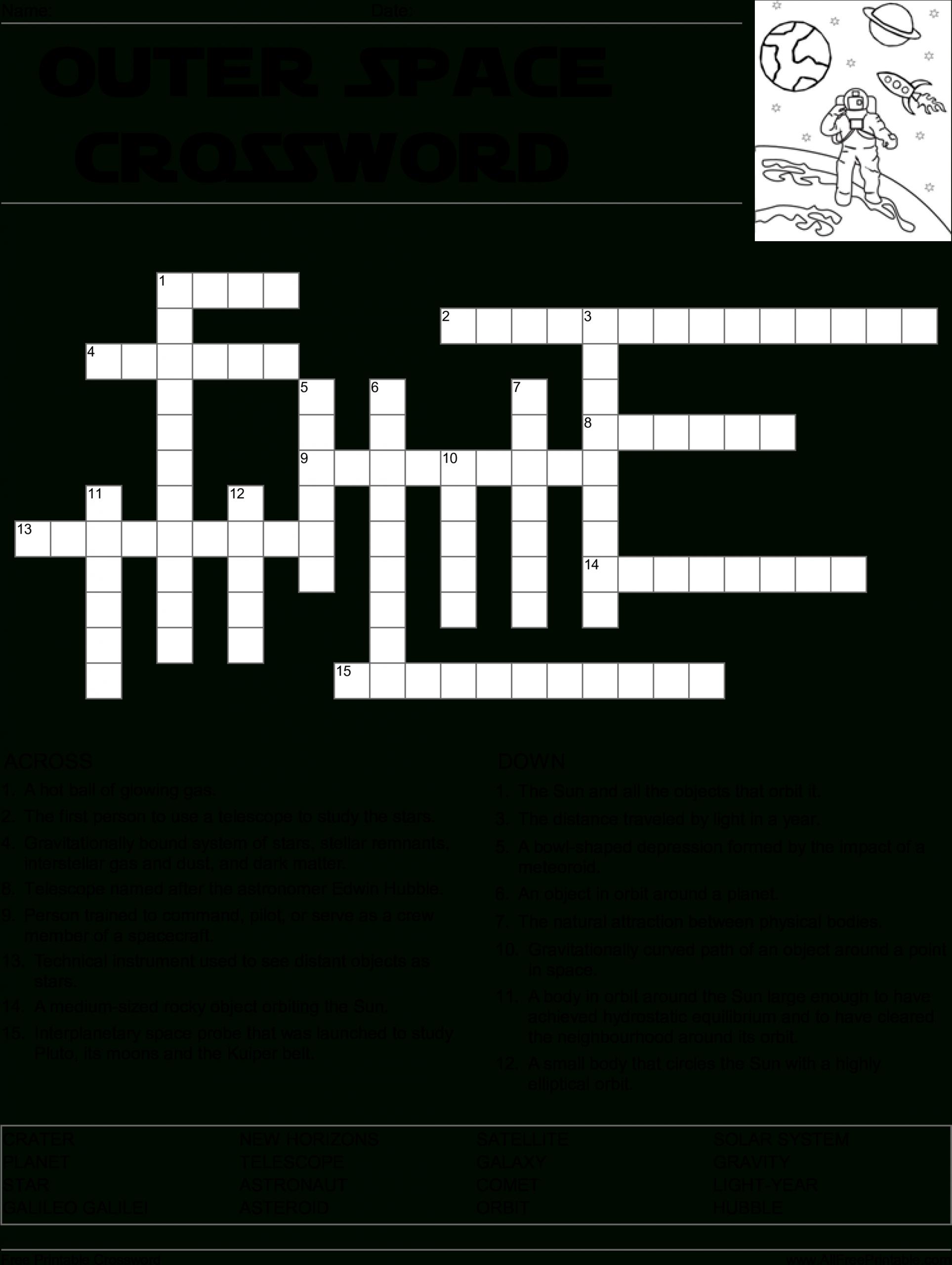 Download Crossword Puzzle Printable Template Crosswords