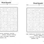 Health. Word Search.   English Esl Worksheets For Distance
