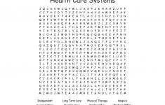 Nursing Week Word Search – Wordmint