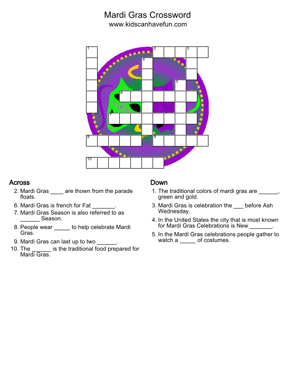 Pinkidscanhavefun On Word Puzzles For Kids