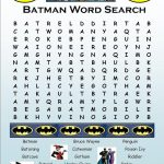 Printable Word Searches For Kids | Språk