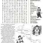 15 De Septiembre Búsqueda Free Word Search | Independence