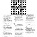 15 Fun Bible Crossword Puzzles | Kittybabylove