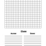 Blank Word Search | 4 Best Images Of Blank Word Search