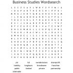 Business Studies Wordsearch   Wordmint