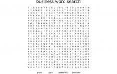 Business Word Search – Wordmint