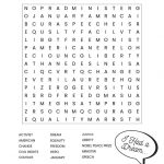 Coloring Page ~ Large Print Word Search Printable Staggering