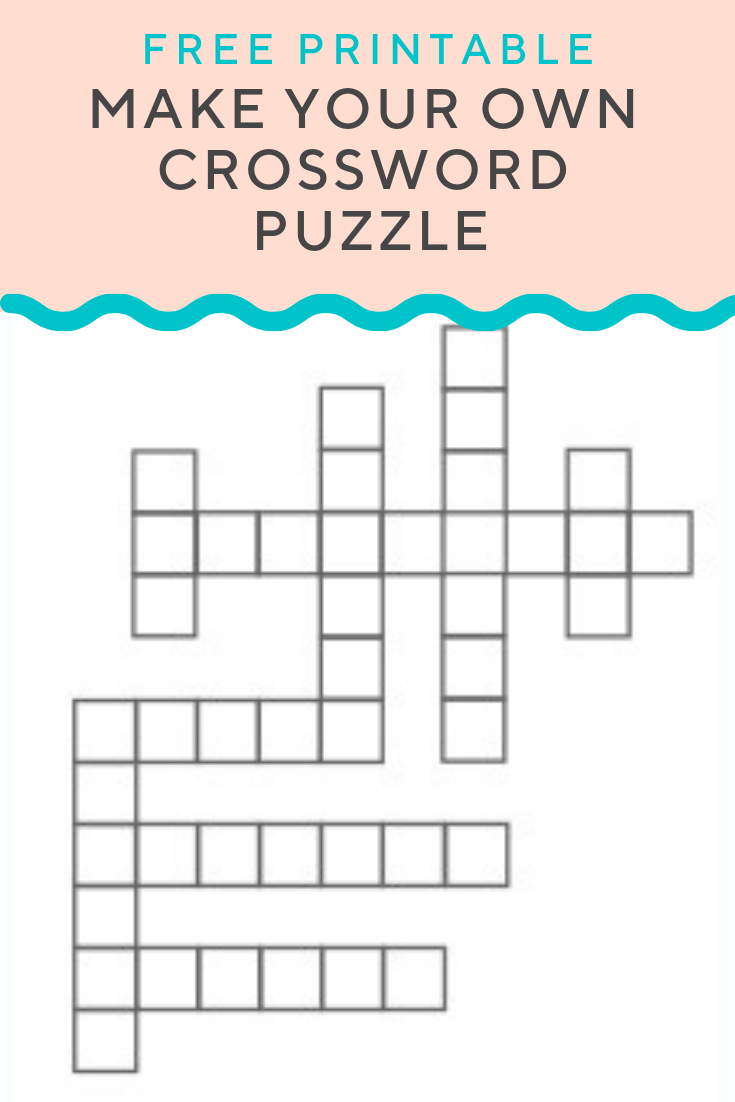 Crossword Puzzle Generator | Create And Print Fully
