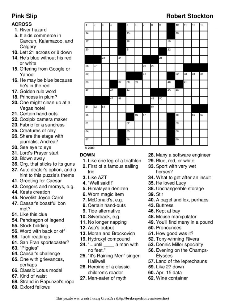 Word Search Puzzles Printable Easy
