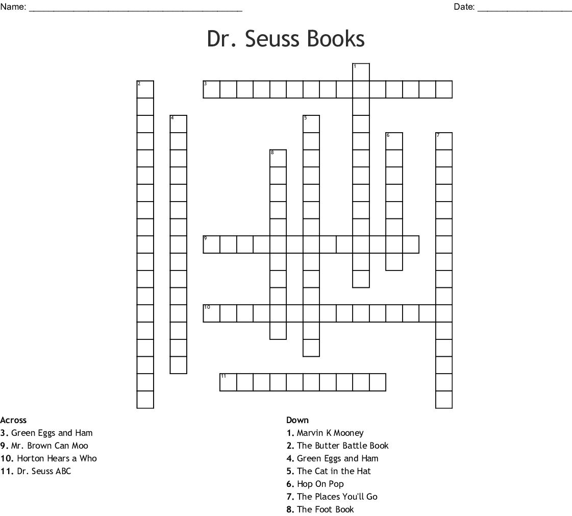 Dr Seuss Printable Worksheet Spanish | Printable Worksheets