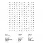 Family   Word Search   English Esl Worksheets For Distance