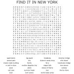 Famous Landmarks Crossword   Wordmint