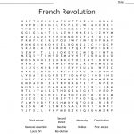 French Revolution Word Search   Wordmint