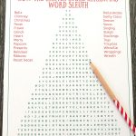 Grinch Word Search Holiday Puzzle | Pocket Occupational