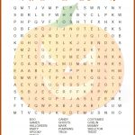 Halloween Word Search Printable | Halloween Printables Free