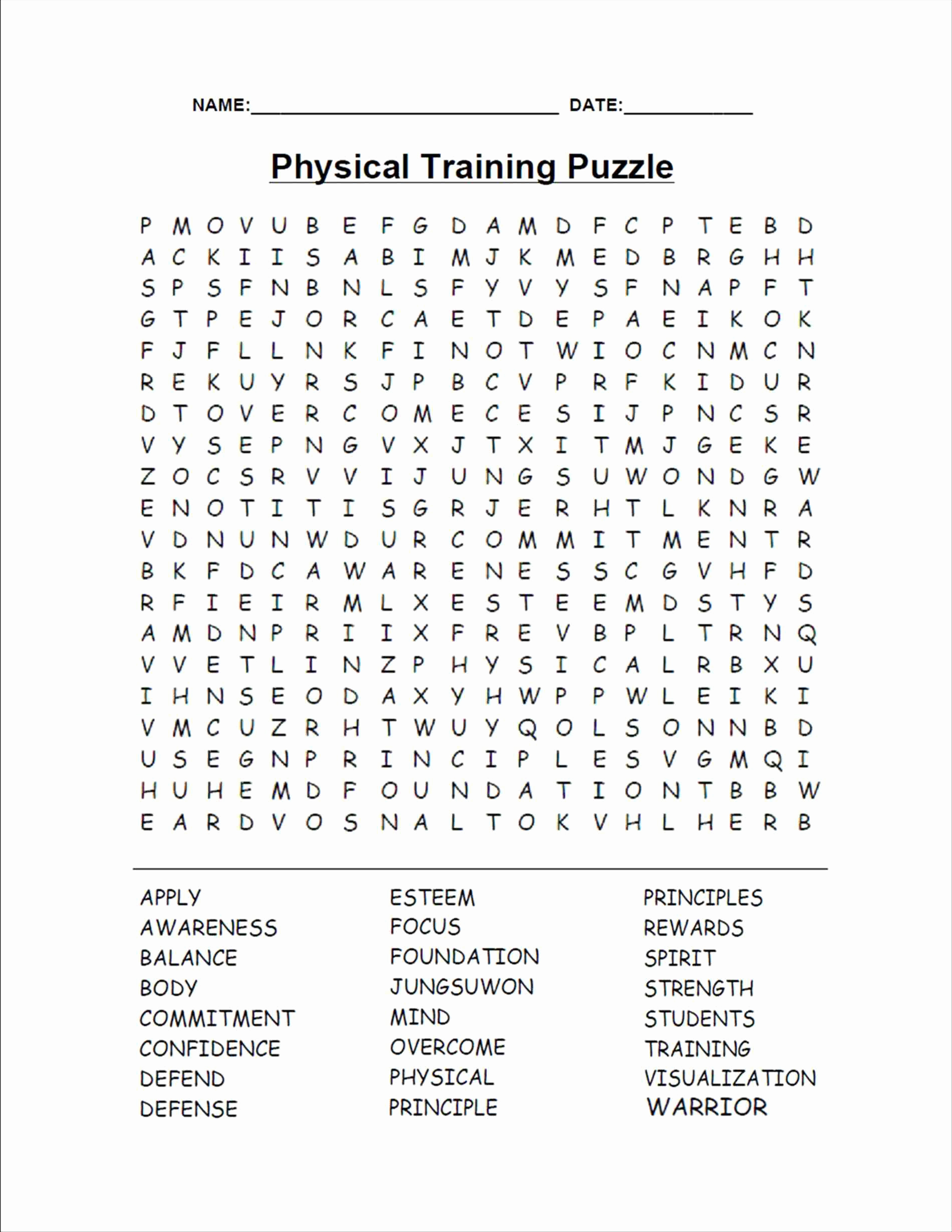 Handy Printable Word Search Hard | Sherry's Blog