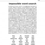 Impossible Word Search   Wordmint