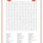 Mind The Gap! Wordsearch About The London Underground