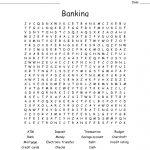 Money Word Search   Wordmint