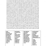 Movie Word Search | Activity Shelter