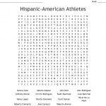 National Hispanic Heritage Month Word Search   Wordmint