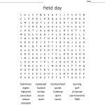 P.e. Word Search   Wordmint
