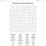 Physical Science Review Word Search   Wordmint
