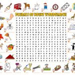 Plurals Of Nouns   Wordsearch   English Esl Worksheets For