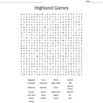 Scotland Word Search   Wordmint