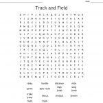 Sports Day Word Search   Wordmint