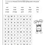 Verb Worksheet For 2Nd Graders | Printable Worksheets And
