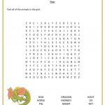 Word Search   Chinese New Year   English Esl Worksheets For