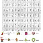 Word Search For Kids Free Printable | Kiddo Shelter