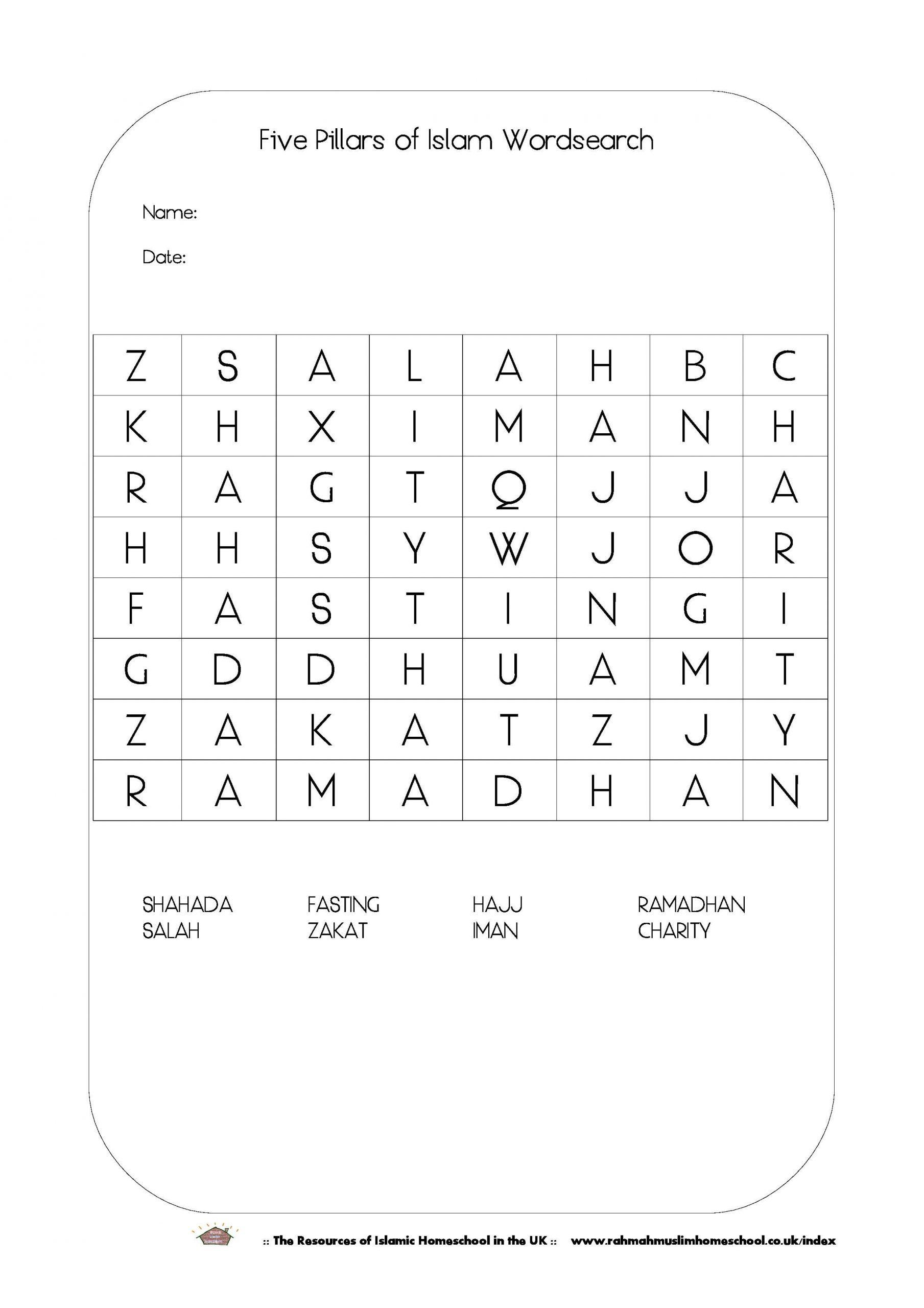 Word Search | Spelletjes