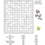 Wordsearch For Spring   Yahoo Image Search Results | Spring